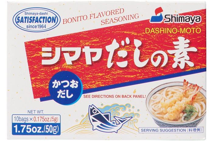 Shimaya Japans dashino-moto (50g)
