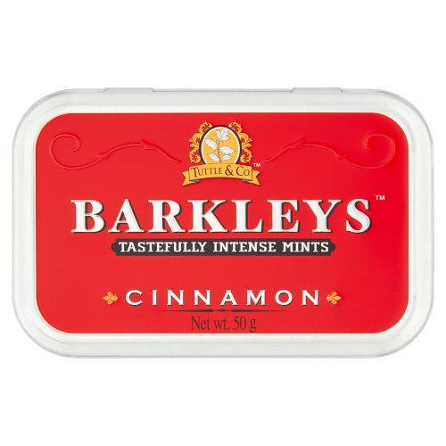 Barkleys™ Kaneel Intense Mints 50 g (50g)