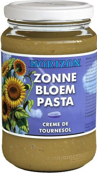 Zonnebloempasta (pot, 350g)