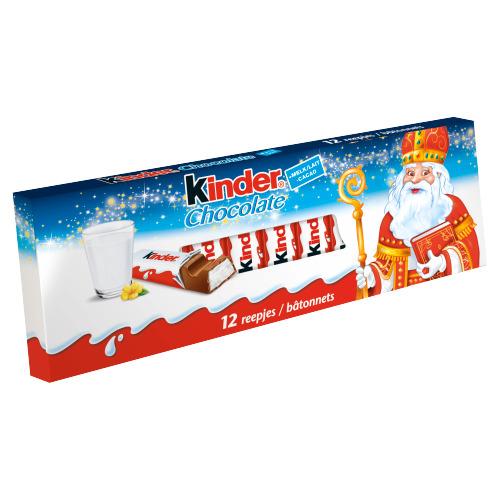 Kinder Chocolade (doos, 150g)