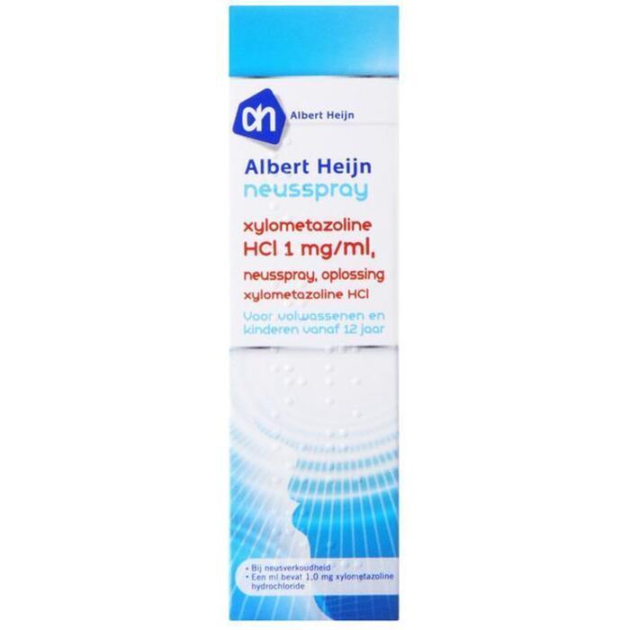 AH Neusspray xylometazoline (10ml)