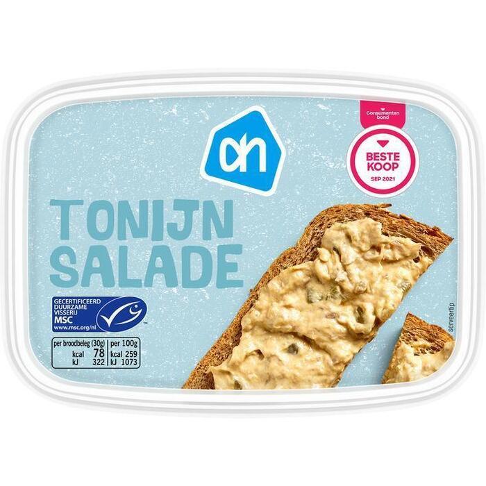 Tonijnsalade (bak, 250g)