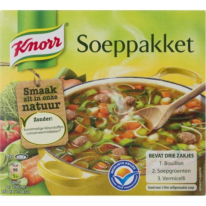 Knorr Soeppakket (95g)