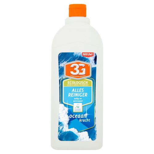 3G Professioneel Allesreiniger Fris 1000 ml (1L)