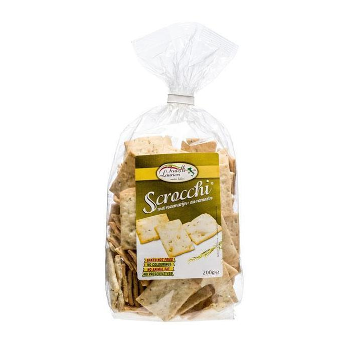 Dolcezze & Sapori Scrocchi rozemarijn (200g)