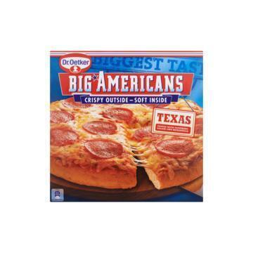 Dr. Oetker Big Americans Texas (435g)