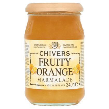 Marmelade fruity orange (340g)
