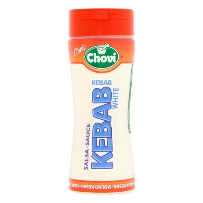 Chovi Kebabsaus White 250ml (250ml)
