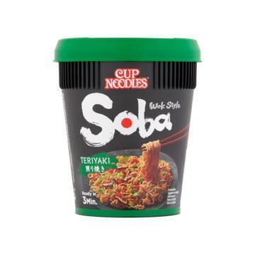 Soba teriyaki noodles (bak, 90g)