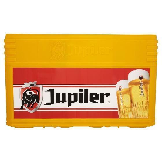 Jupiler Blond Bier Krat 24 x 25 cl (24 × 250ml)