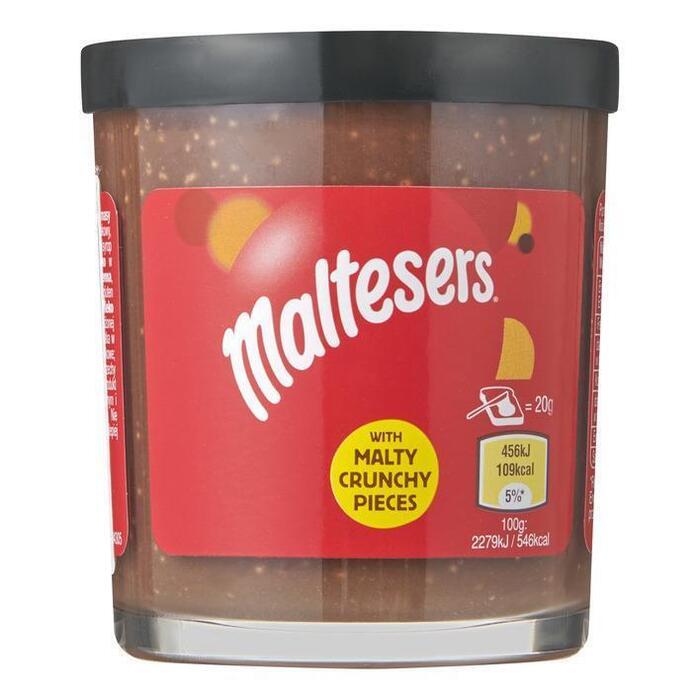 Maltesers spread bakje 200 GRM (200g)
