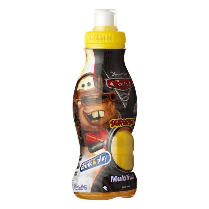 Surprise drink angry birds multivrucht (33cl)