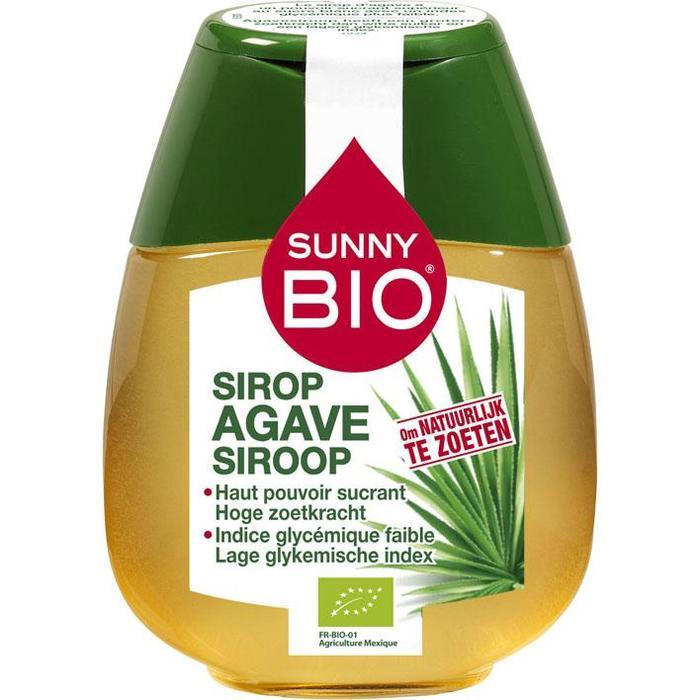 Sunny Bio Agavesiroop biologisch (250g)