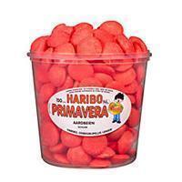 Haribo Schuimaardbeien Tagada 150 Stuks 1050 g (1.05kg)