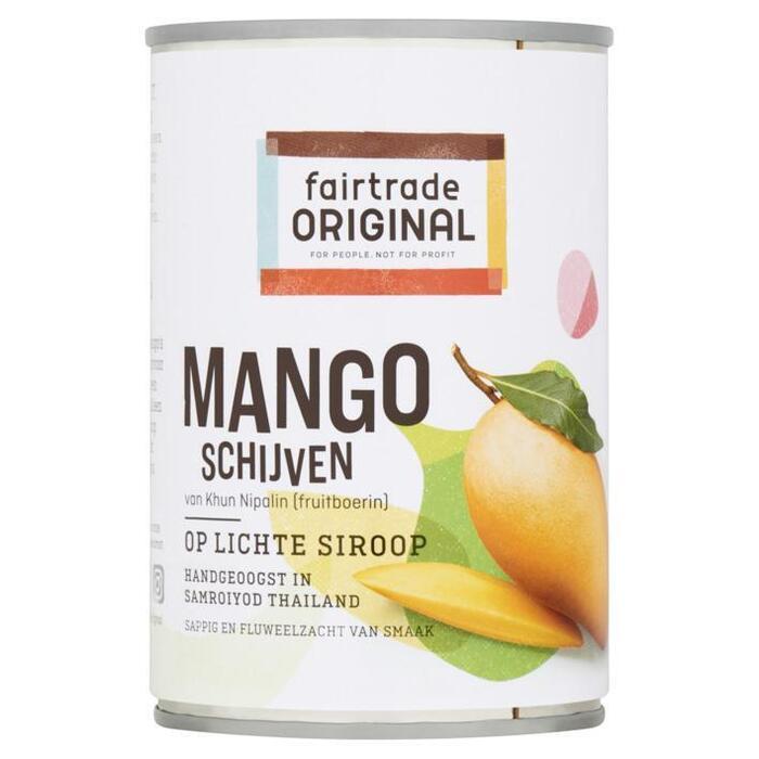 Mango op lichte siroop (blik, 425g)