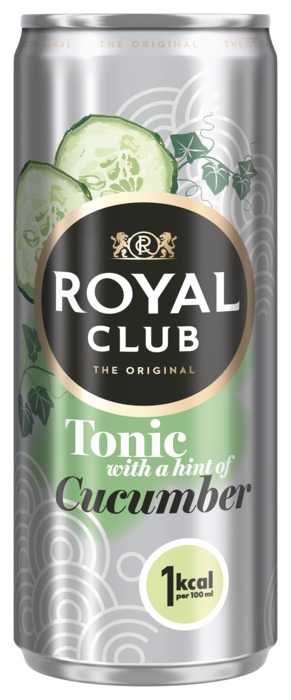 Royal Club With a hint of cucumber (rol, 25 × 250ml)
