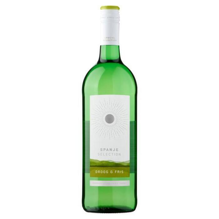 Jumbo Selection - Witte Wijn Droog & Fris - 1L (1L)