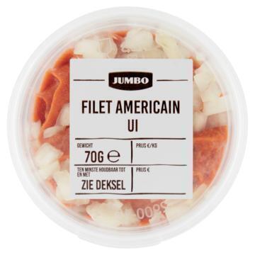 Jumbo Filet Americain Ui 70g (70g)