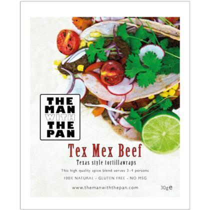 Tex Mex beef (30g)