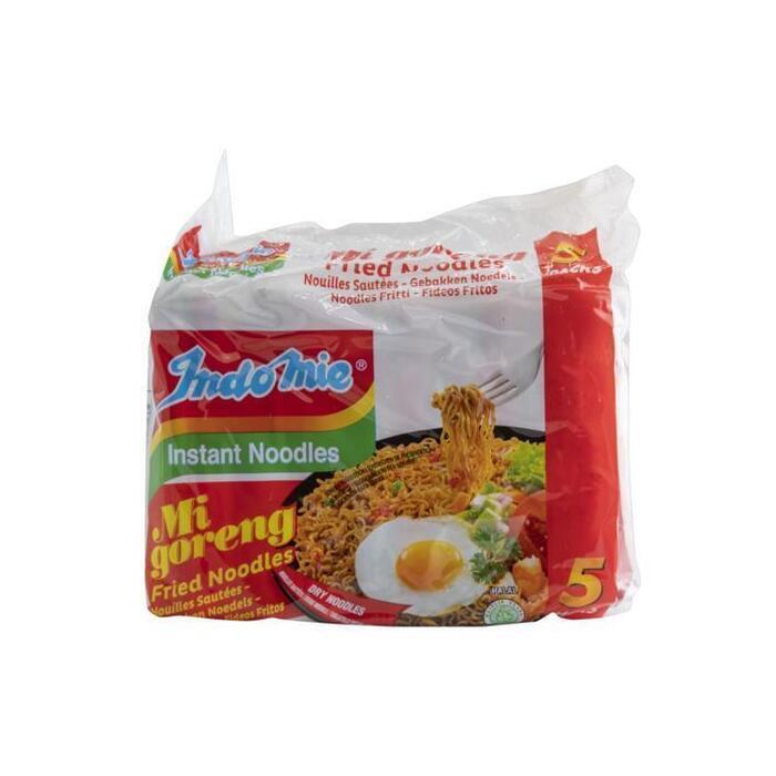 Indo Mie Instant Noodles Mi Goreng 80 g (400g)