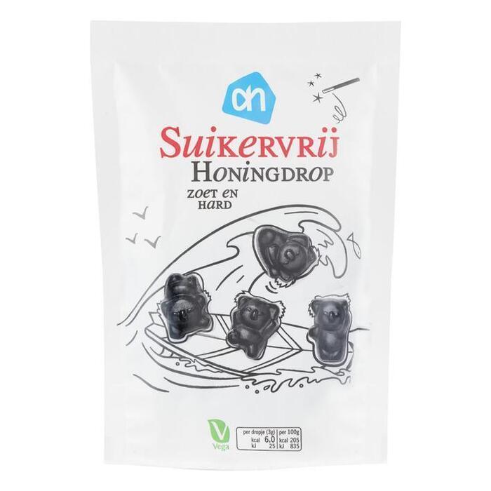 AH Honingdrop suikervrij (100g)