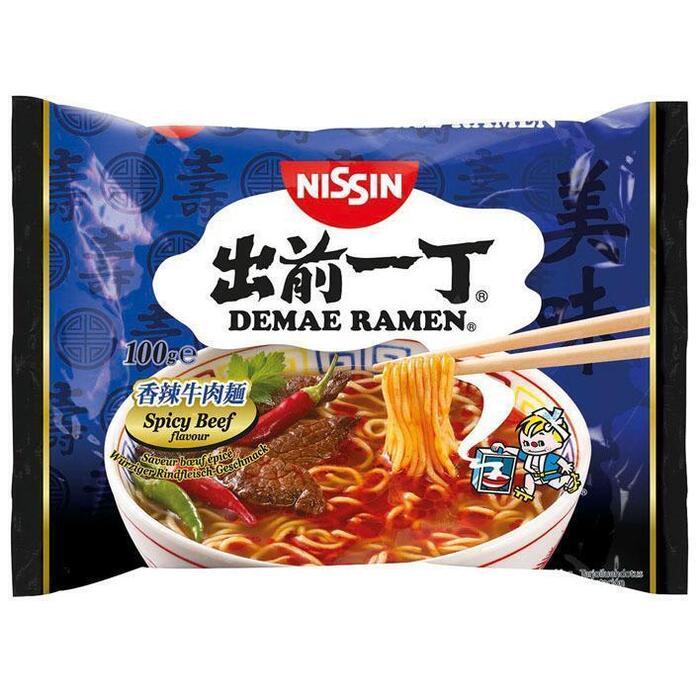 Damae ramen spicy beef (100g)