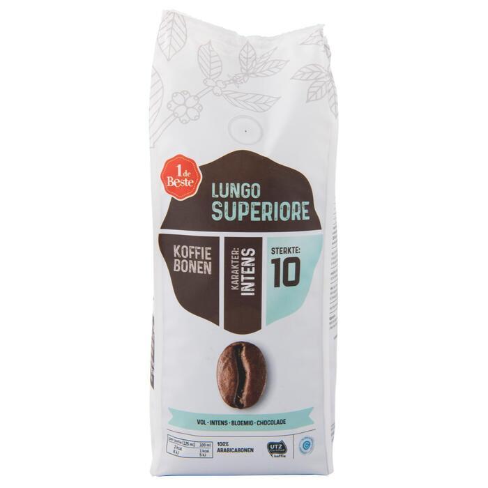 Koffiebonen lungo superiore (500g)