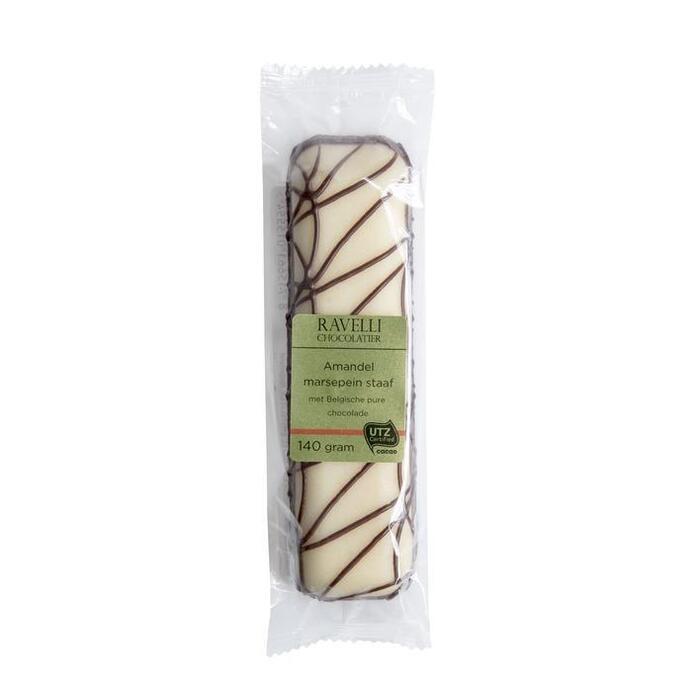 Ravelli Chocolatier Luxe marsepein staaf (140g)