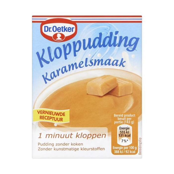 Kloppudding Karamel (74g)