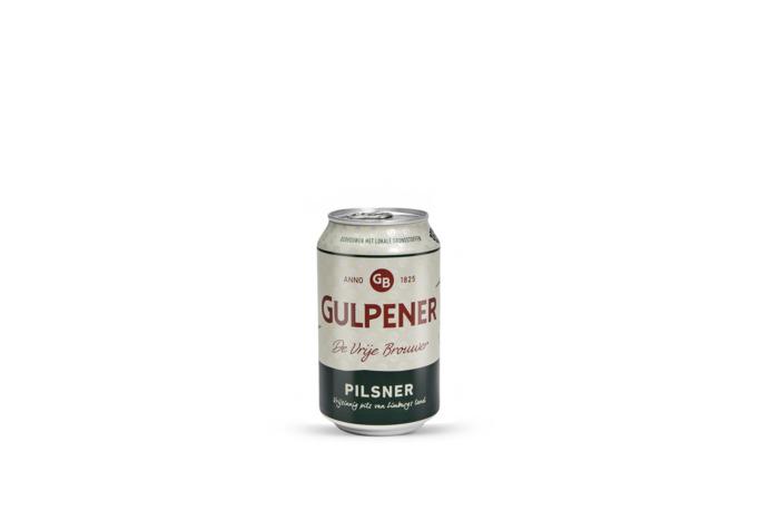 Gulpener Pilsener (blik, 33cl)