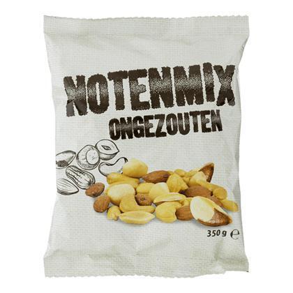 Brouwer Notenmix ongezouten (350g)