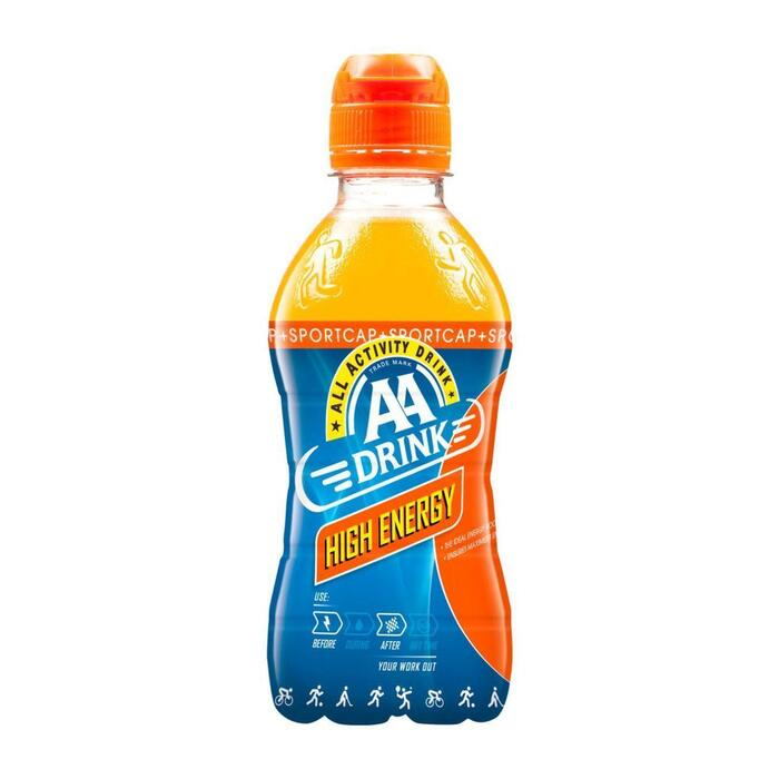AA Drink High Energy (rol, 33cl)