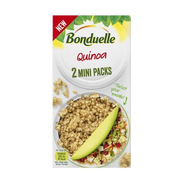 Quinoa 2x60 gram (2 × 120g)