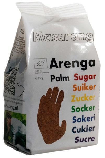 Palmsuiker (zak, 250g)