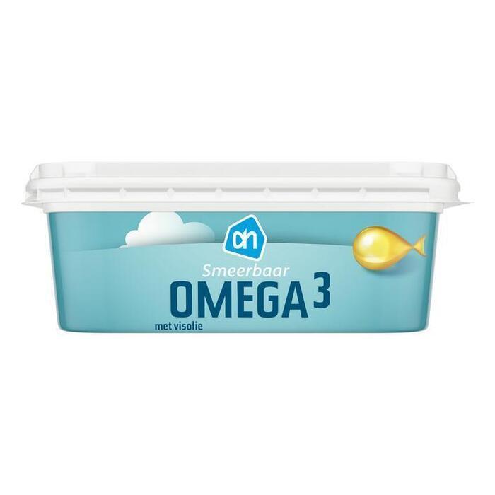 AH Smeerbaar omega 3 (400g)