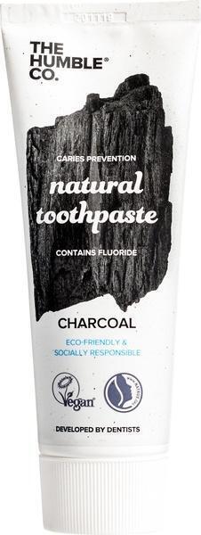 Tandpasta charcoal (75ml)