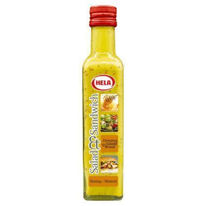 Honing Mosterd Dressing (fles, 250ml)