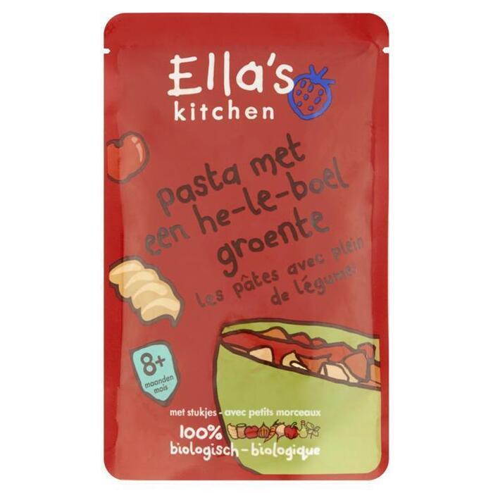Ella's Kitchen Pasta met een he-le-boel groente 8+ mnd (190g)