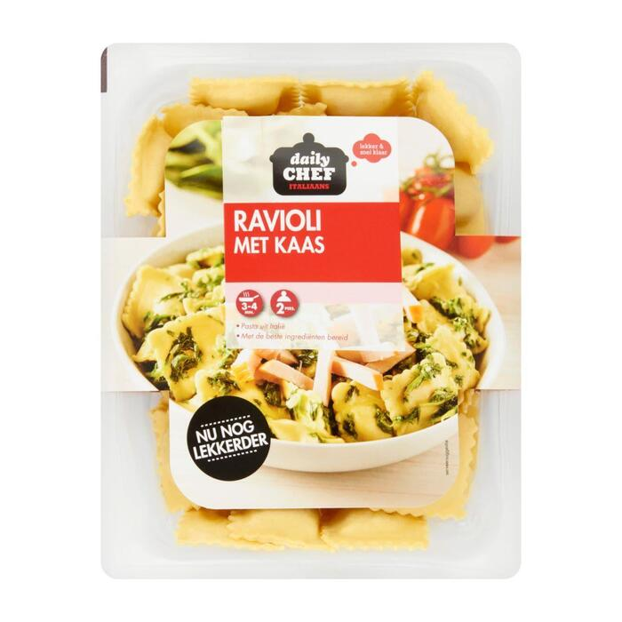 Daily Chef Ravioli kaas (250g)
