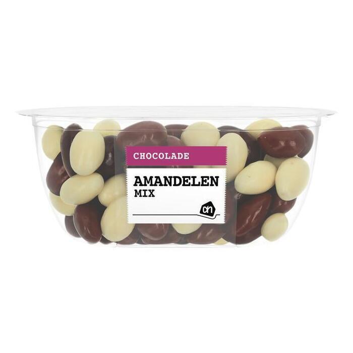 AH Choco amandelen mix 3v5 (150g)