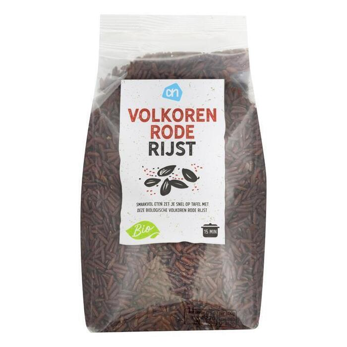 AH Biologisch Volkoren rode rijst (400g)