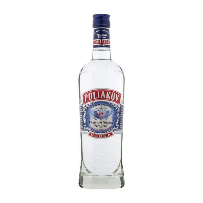 Poliakov Vodka (rol, 70 × 0.7L)