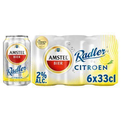 Amstel Radler (rol, 198 × 33cl)