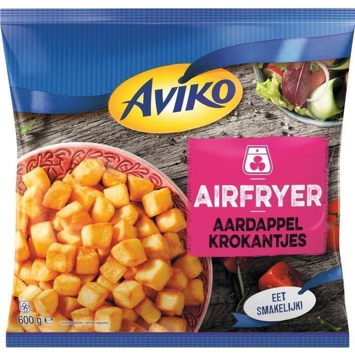 Aviko Airfryer aardappelkrokantjes (600g)