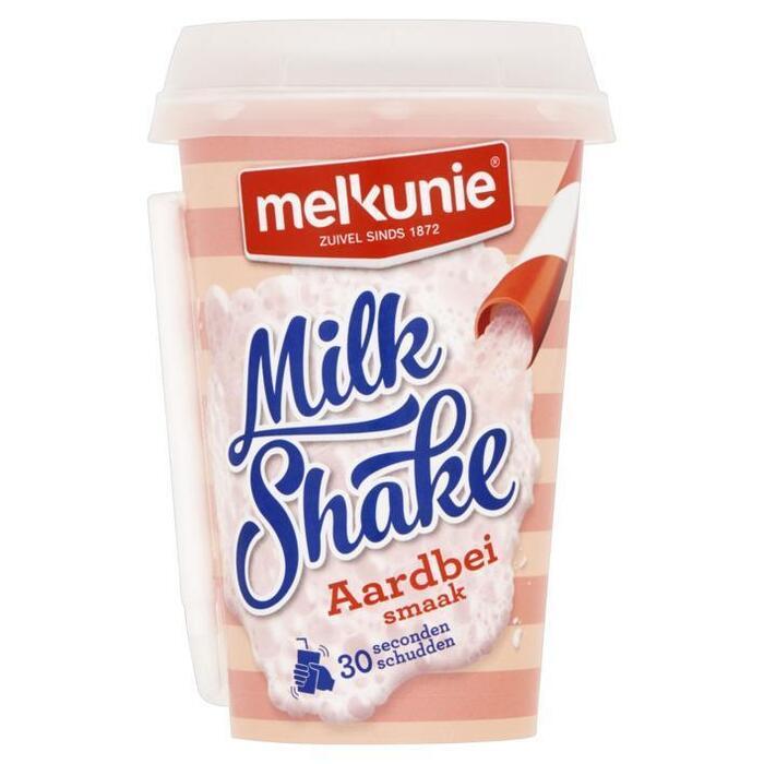 Aardbeismaak Milkshake (Stuk, 200ml)
