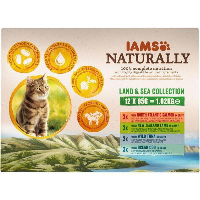 IAMS Land & sea collection (1.2kg)