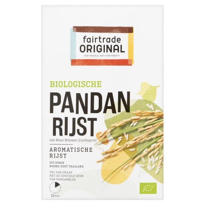 Pandan Rijst (doos, 400g)