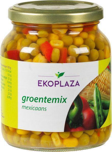 Mexicaanse groentemix (pot, 350g)