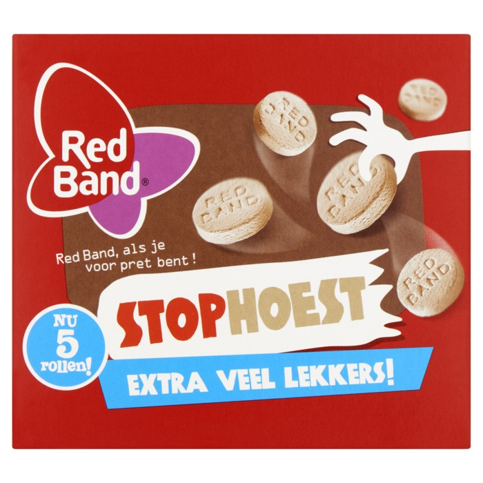 Stophoest 5 rol (5 × 216g)