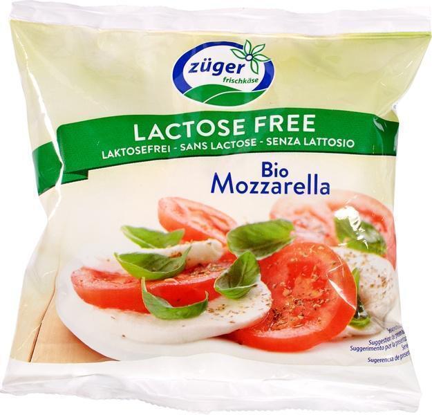 Lactosevrije mozzarella 45% (100g)